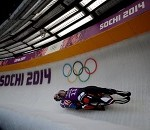 Soldiers Skid to 14th Place in Olympic Luge Doubles