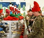 Army Training Keeps Soldiers Resilient During Holidays, All Year