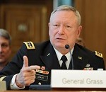 Sequestration Would Mean Smallest National Guard Since Korean War, Gen. Grass Warns