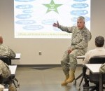 Army Vice Chief Finds Ready and Resilient Campaign 'Best Practices' at Fort Campbell