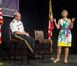 Dempseys Emphasize Importance of Supporting Military Children