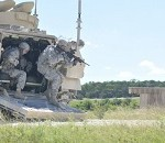 Greywolf Soldiers Test Potential Upgrades to Combat Vehicles