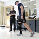 Device Gets Soldiers Back to Work on Their Feet, Preventing Amputations