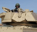 1st Cavalry Female Leads Crew to Historic 'Top Gun' Gunnery Title