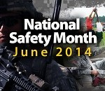 Army to Observe National Safety Month