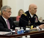 Army Reducing Civilian Strength, Leaders Tell Congress