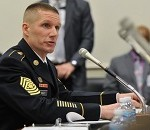 Senior Enlisted Advisers Testify on Quality of Life on Capitol Hill