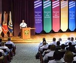 SMA Chandler Challenges USASMA Students to Think About Future of Army, NCO Corps