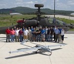 Unmanned Aircraft Soar With New Capabilities for Apache Teaming