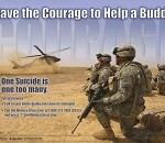 Number of Suicides in Army Drops in 2013