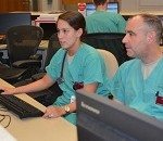 Leaders go 'Suits to Scrubs' to Improve Patient Care