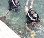 Army Divers Partner with Coast Guard in Support of Saipan Recovery