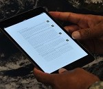 Army Moves to Electronic Publishing