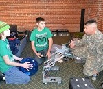 Army Partnership Supports Science, Technology, Engineering, Mathematics Education