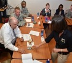 Army Senior Leaders Discuss Fiscal Priorities, Support for Force During Visit to Italy
