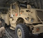 Mine-Resistant, Ambush-Protected Recovery Vehicles Key in Mission