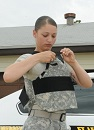 Fort Leonard Wood MPs Test New Body Armor Vest