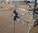 Air Assault Training Challenges Soldiers at 'Great Place'