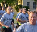Squad Leaders Motivate Soldiers Toward Better Health