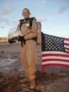 U.S. Army Officer Competes for One-Way Ticket to Mars