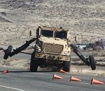 Army Outfits First Vehicles With Electronic Stability Control