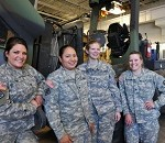 Women Soldiers Take on Unexpected Roles