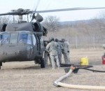 'Hot Fuel' Saves Time, Gets Choppers Back Training Quickly