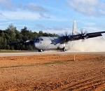 Hohenfels Training Area Cleared to Land C-130 Aircraft on New Airstrip