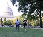 Capitol Hill Workout Commemorates 9/11