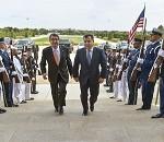 Carter Reaffirms U.S. Commitment to Ukraine