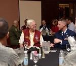 Ceremony Recognizes POWs, MIAs