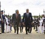 Hagel Meets With Greece's Defense Minister at Pentagon