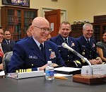 Adm. Papp Testifies on Coast Guard Budget Request