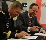 Coca-Cola Joins 561 Corporations Promising to Hire Soldiers