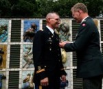 Guard Soldiers are First U.S. Troops Awarded Danish Home Guard Meritorious Service Medal