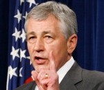 Hagel, Obama Advisor Salute Gay, Lesbian Military Community