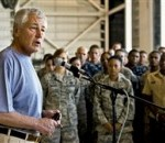 Hagel Meets With Troops on Fort Bragg, Discusses Budget