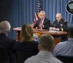 Pentagon Reductions 'First Step' in Realigning Defense Spending, Hagel Says