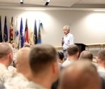 Hagel Stresses Value of Special Operations Forces to Security