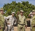 Environmental Marines Kick Shell Out of Talisman Saber