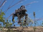 Four-Legged Robot Tuns Toward Potential Future with Marine Infantry