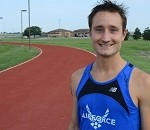 Face of Defense: Air Force Pilot Chases Olympic Dreams