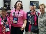 First All-Female Honor Flight Gets Hero's Welcome in Washington