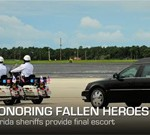 Florida Sheriffs Give 'Fallen Heroes' Last Ride Home