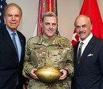 Football Legends Bleier, Staubach Discuss Vietnam War Experiences