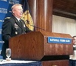 National Guard Bureau Chief Frank Grass Talks Readiness and State of the Force