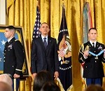 Groberg Receives Medal of Honor at White House