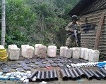 U.S. Military Helps Colombia Fight IED Threat