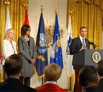 Obama Announces 'Unprecedented Commitment' to Military Families