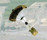 Refined Precision-Guided Parachutes Cure-All for Overburdened Soldier